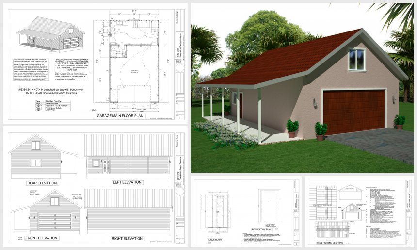 garage kits home depot free plans with material list g384 apartment build this › 24×24 kit detached cost diy building metal prices