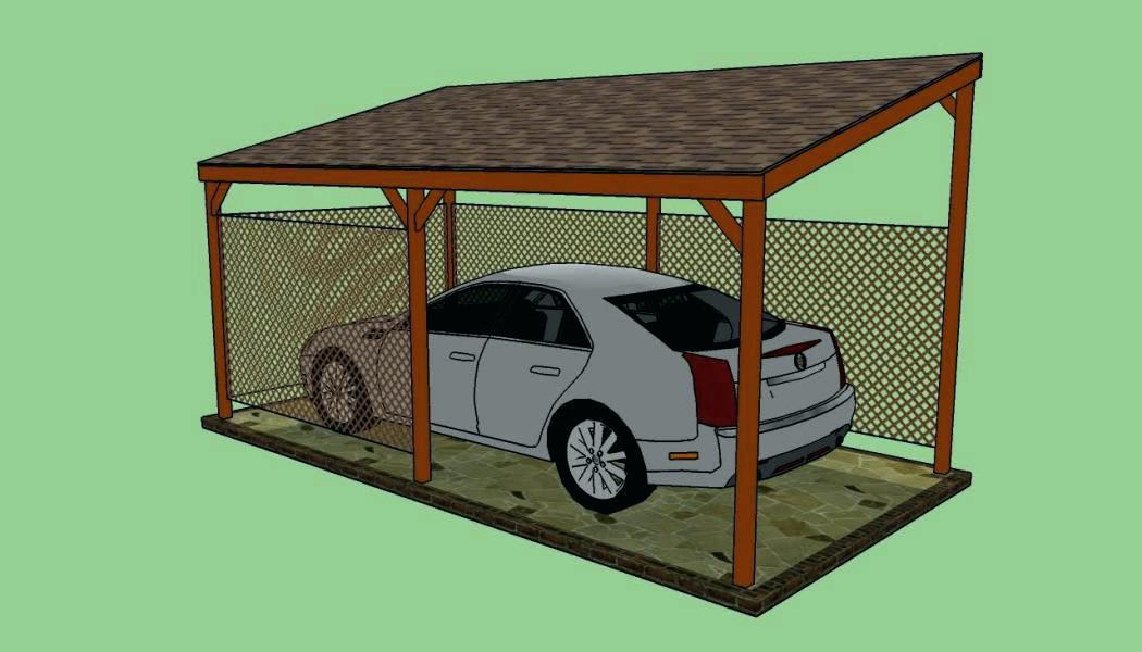 how to build a carport cheap it yourself kits metal steel plans cover building