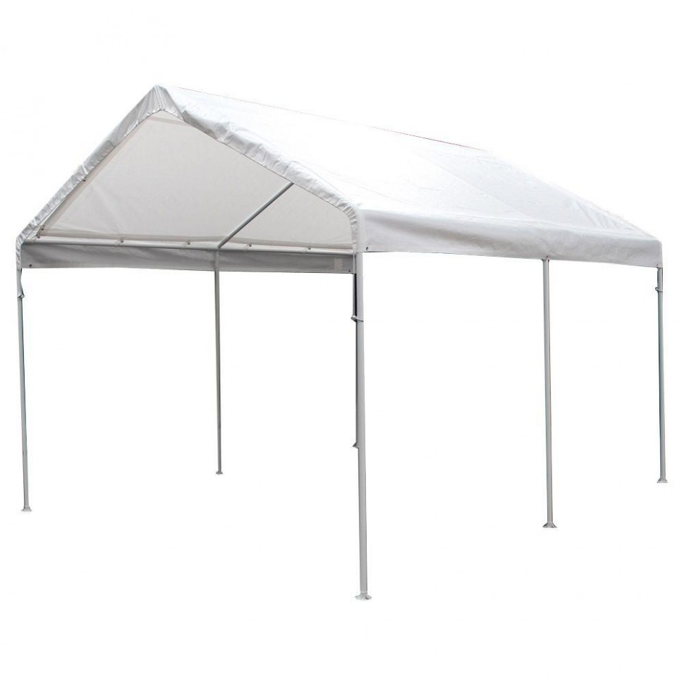 king canopy 18 ft w x 18 ft d universal canopy c18pc the car canopy