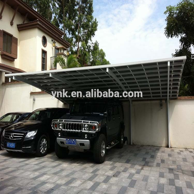 Low Price Reinforced Carports Garages With Polycarbonate