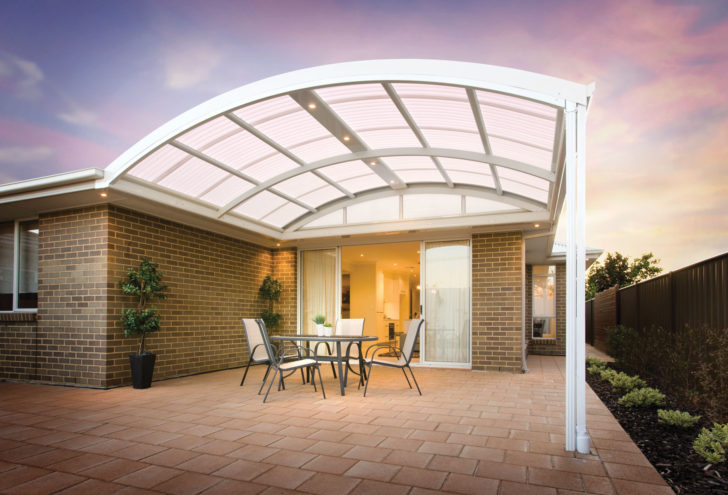 Outback Curved Arched Carports Patios Verandah Carport Gallery Shades Small Pole Barn Car Tent Garage Pergola Covers Boat Portable Temporary Storage S