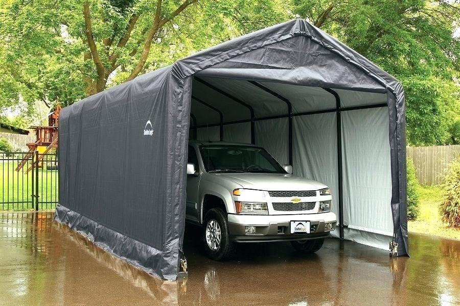 Portable Garage Costco Tent Garage Carport And Portable Garage Tent Garage Portable Garage At Costco