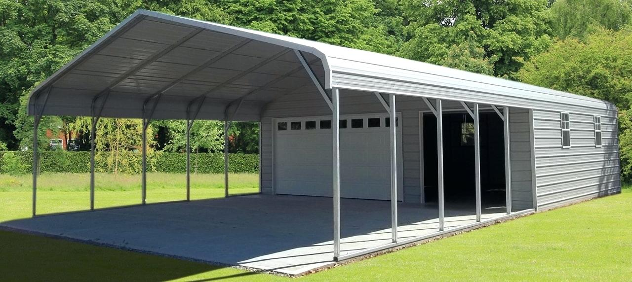 Small Metal Carports For Sale