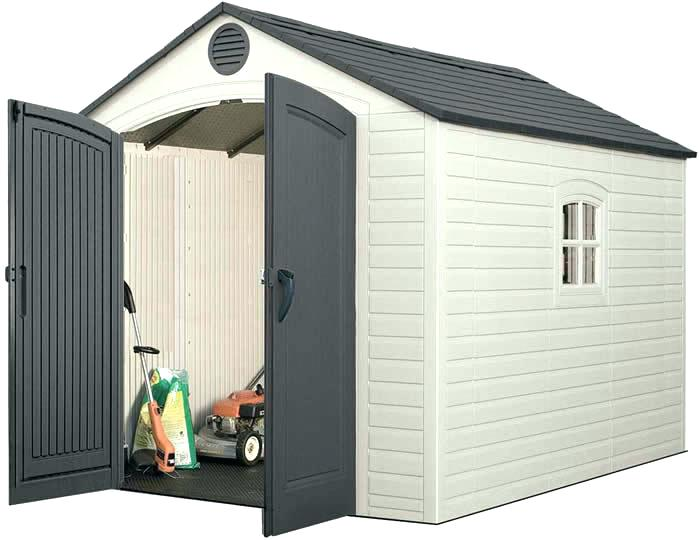 Small Shed Kit Tall Narrow Garden Sheds Lifetime Plastic Storage Shed Kit W Floor Small Tall Garden Sheds Tall Narrow Garden Sheds Small