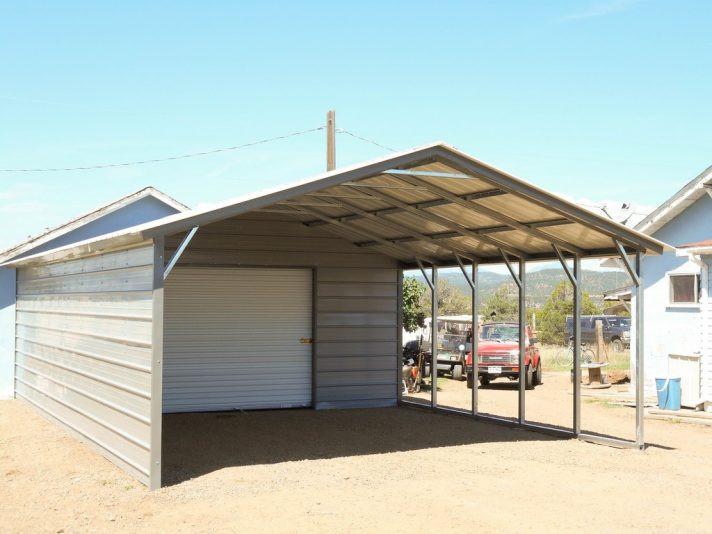 steel sheds home depot meilleur rv carport kit car canopy harbor freight metal carports prices home