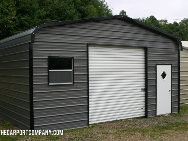 The Carport Company Metal Carports 60003 720x540
