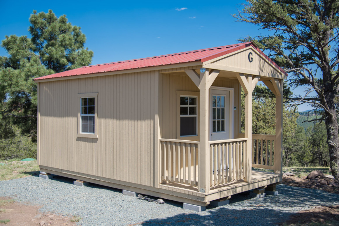 Alto Portable Buildings – Graceland Storage Sheds & Eagle ...