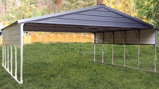 Buy Metal Buildings Best Prices For Carports, Garages, RV Covers ..