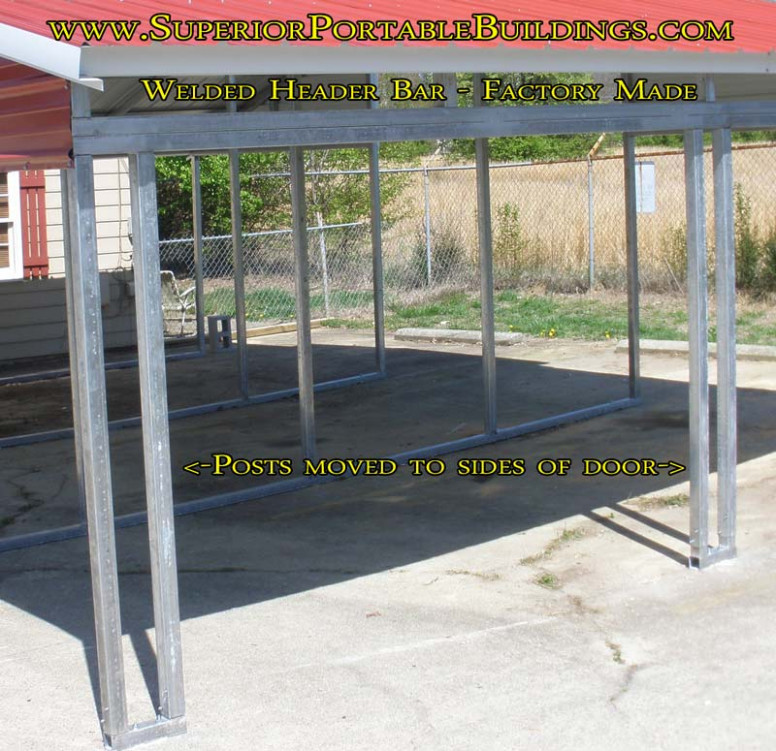 Carport Colors, Sizes And Information