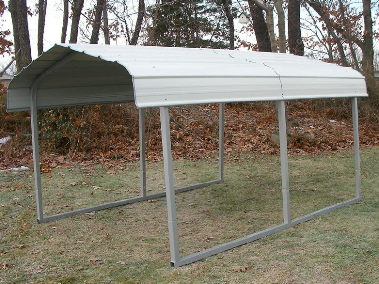 DIY Attached Metal Carport Plans PDF Download porch swing ...