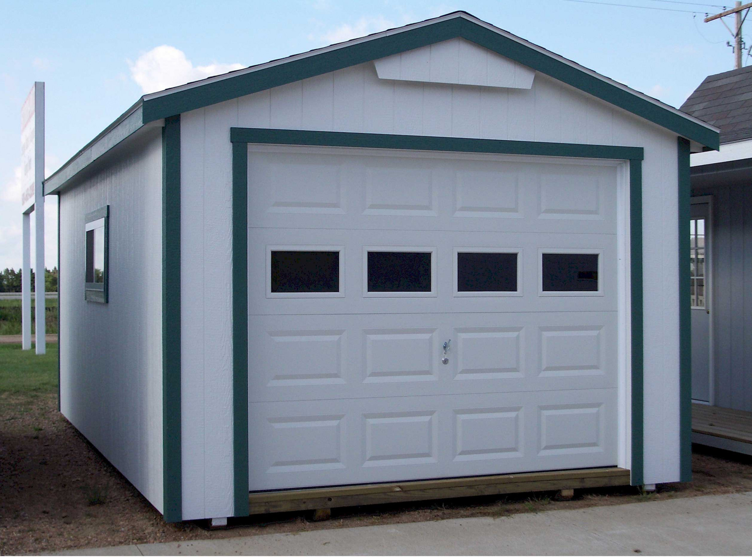 Sturdi-Bilt | Portable Garage