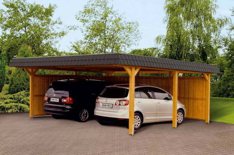 Wooden carport use | Useful tips how to use wooden carport ...