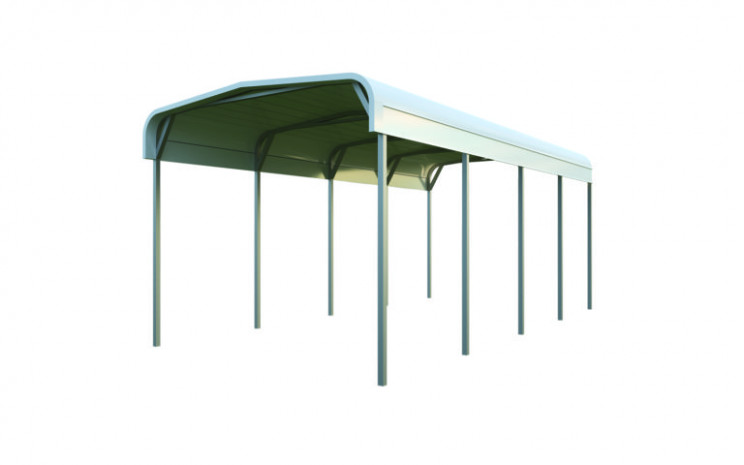 Metal Carports Easy To Assemble Steel Carport Kits Assemble Portable Carport.jpg