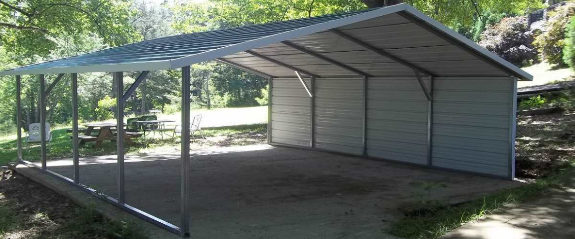 Direct Metal Buildings Call For Quote 10 10 10 30 X 30 Steel Carport.jpg