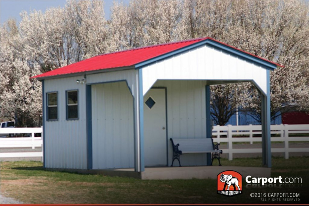 Are Bar Sheds The New Must Have For Your Outdoor Living How To Move A Steel Carport.jpg