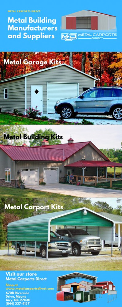 Metal Building Kits Manufacturers And Suppliers Metal Carports Direct Metal Carport Canopy For Sale.jpg