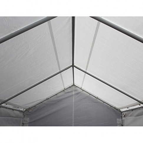 King Canopy 10 X 20 Ft Hercules Enclosed Canopy Carport King Canopy Carport With Awning.jpg