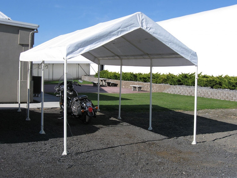 10' x 20' 15 Mil Carport Top Cover Replacement Tarp | ITL ...