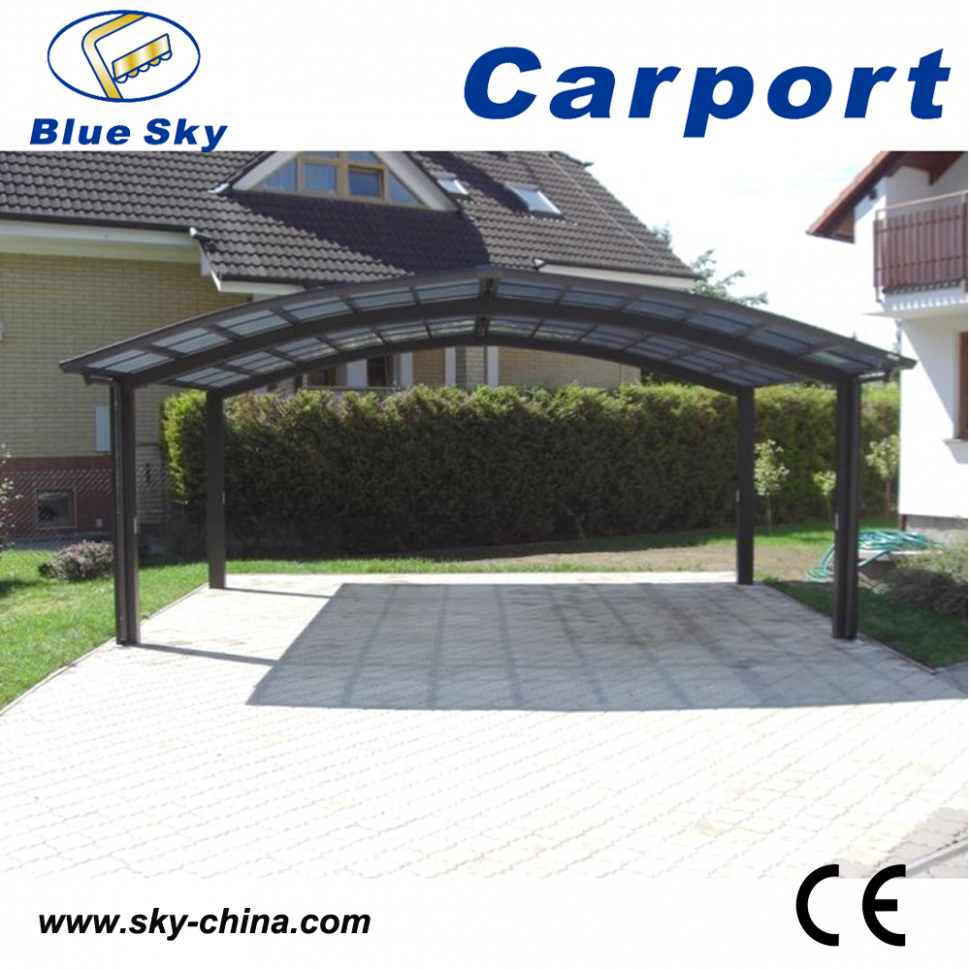 10 Car Metal Carport Aluminum Carport Curved Carport - Buy Aluminum Frame  Carport,Curved Metal Carports,Aluminum Double Carport Product on Alibaba.com