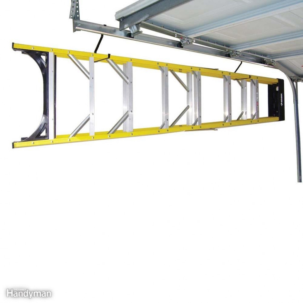 10 Products To Maximize Your Garage Ceiling Storage Open Carport Storage Ideas