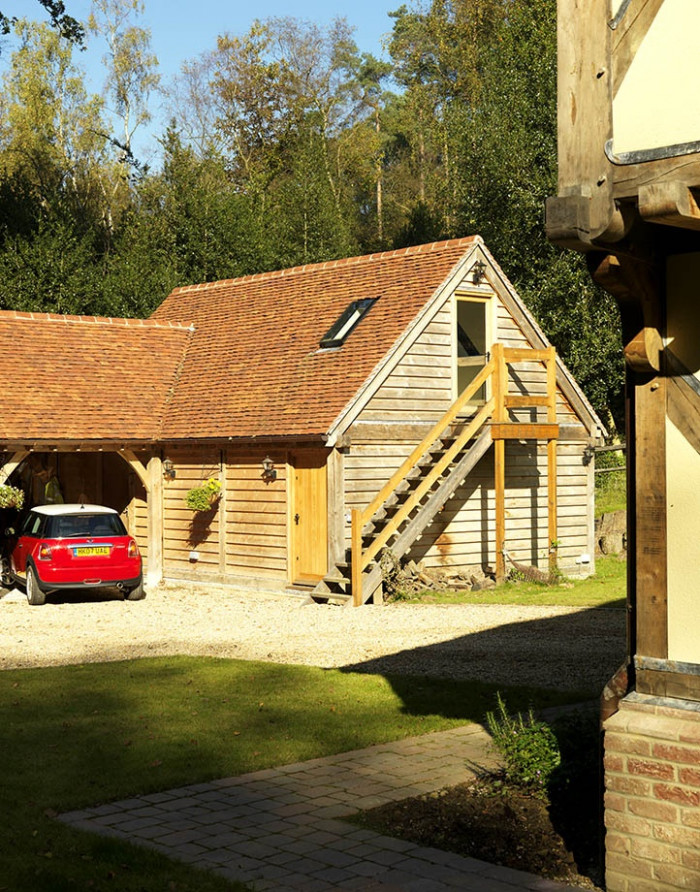 100 Best Wooden Garages Images On Pinterest | Wooden ..