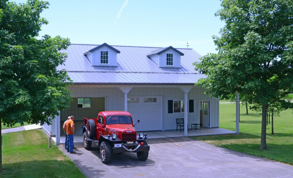 11 Can't-Miss Man Cave Ideas for Your Pole Barn - Wick Buildings