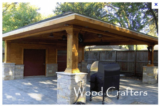 12 Best Images About Carport On Pinterest | Timber Posts ..
