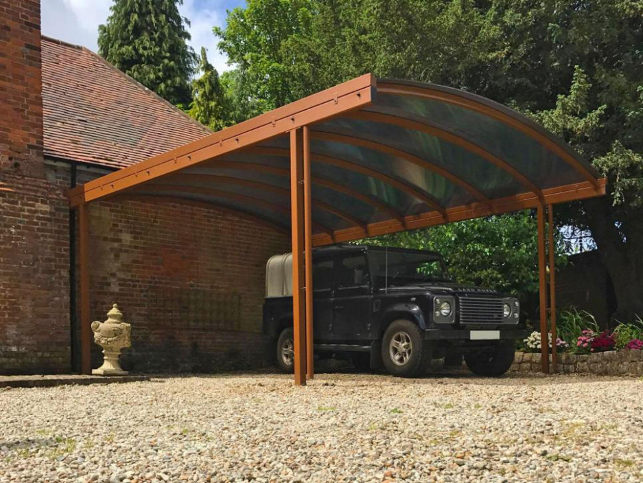12 Carports That Are Actually Attractive | DIY Modern Looking Carports