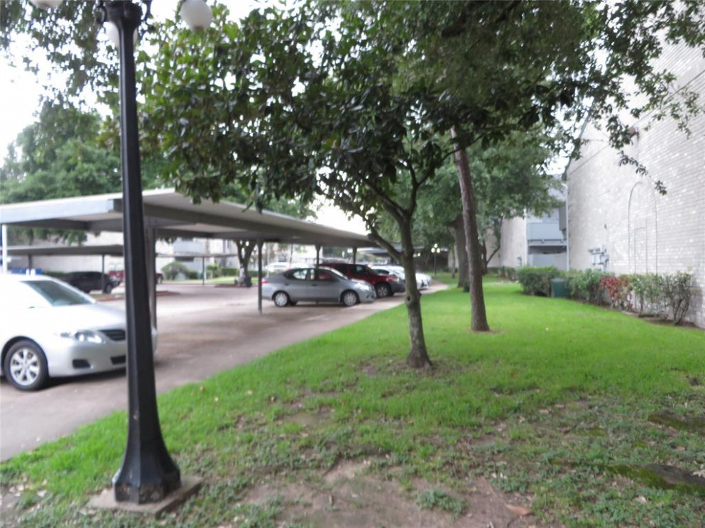 12 Leawood Boulevard, #12, Houston, TX 12 | Greenwood King Properties Carport Parking Houston