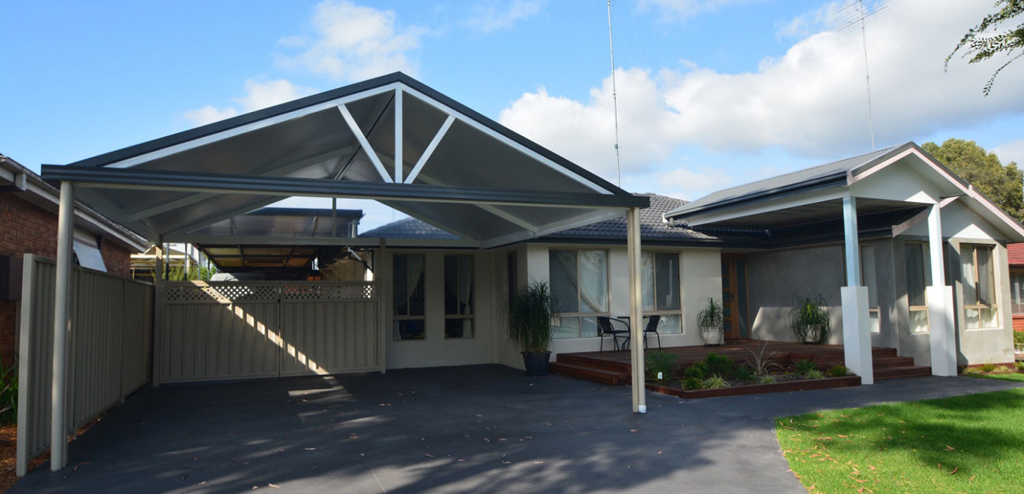 12 Popular Carport Styles For Your Sydney Home Flat Roof Carport Attached House