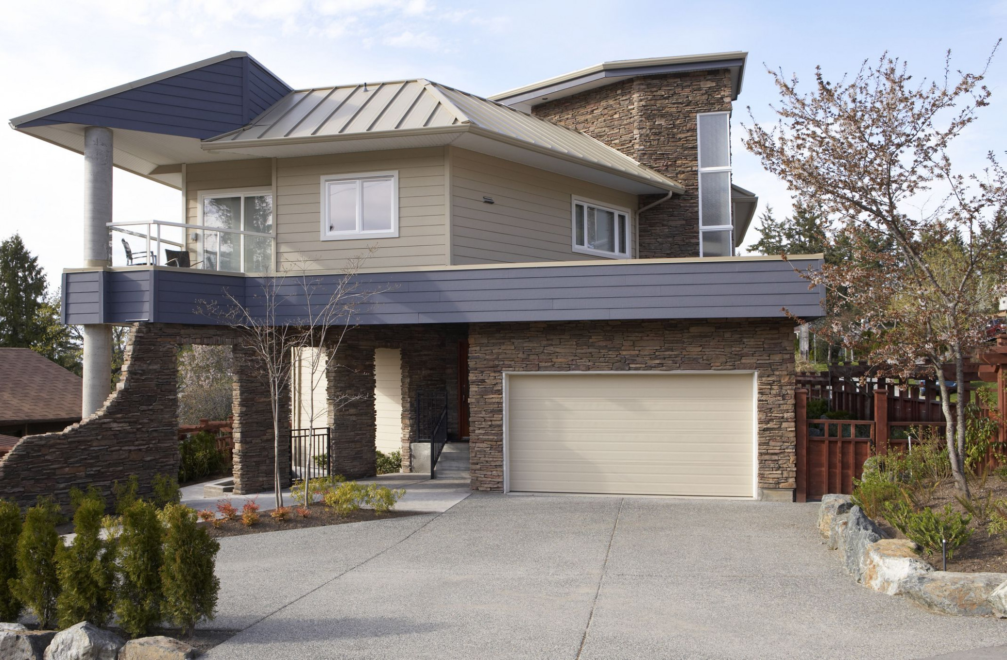 12 Tips For Designing A New Garage Carport Ideas Attached To Garage