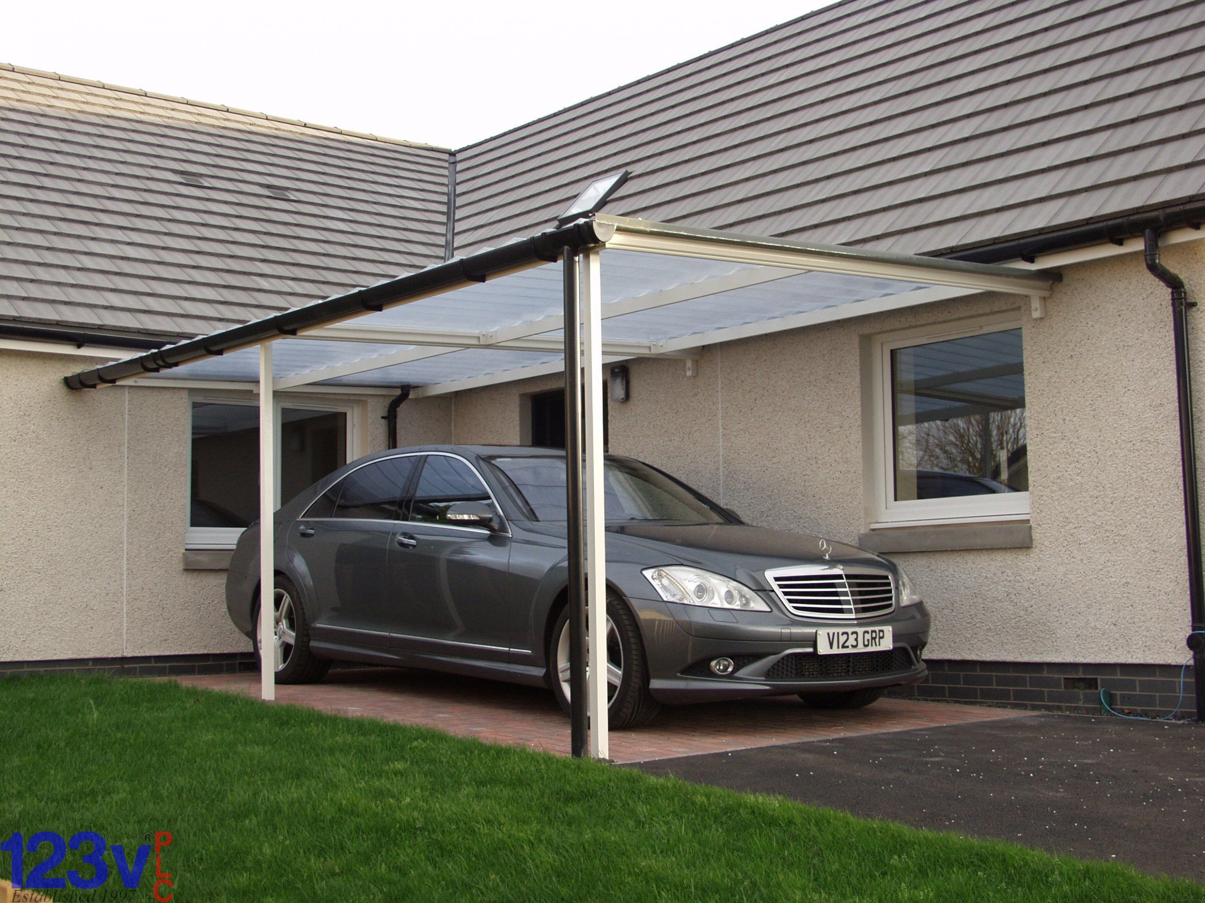 12v Carport Canopy, Neat, Simple, Practical. In & Out Of ..