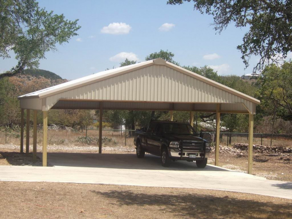 12×12 Carport Google Search | Man Cave/ Shed In 12 ..