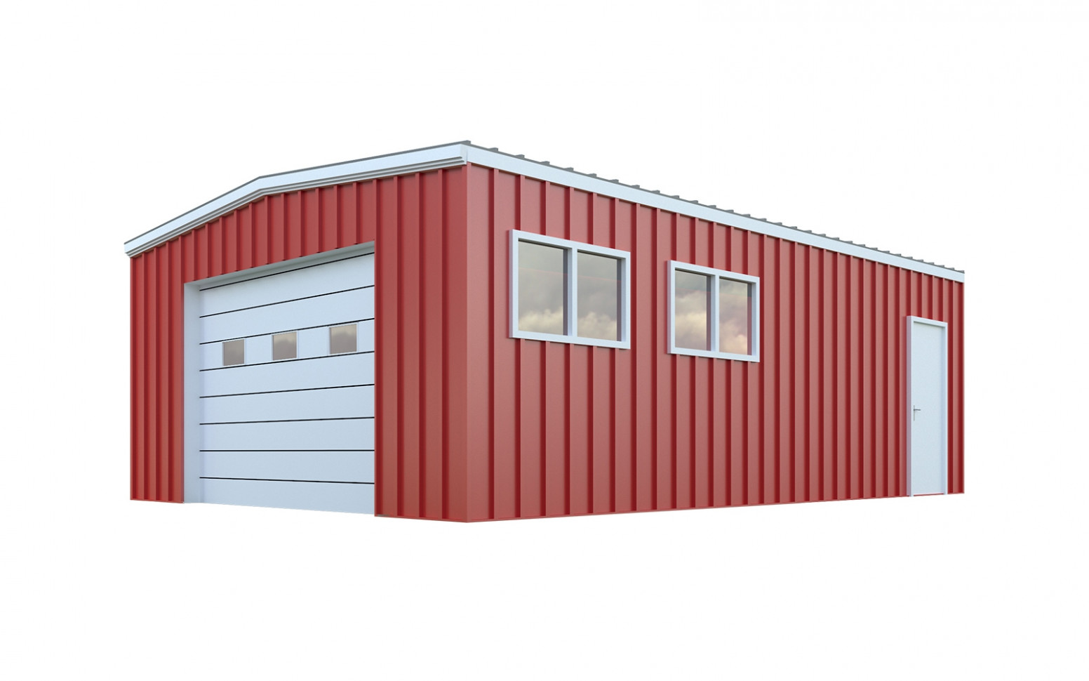 12x12 Garage Package & Plans| General Steel Shop Carport Vs Garage Home Value