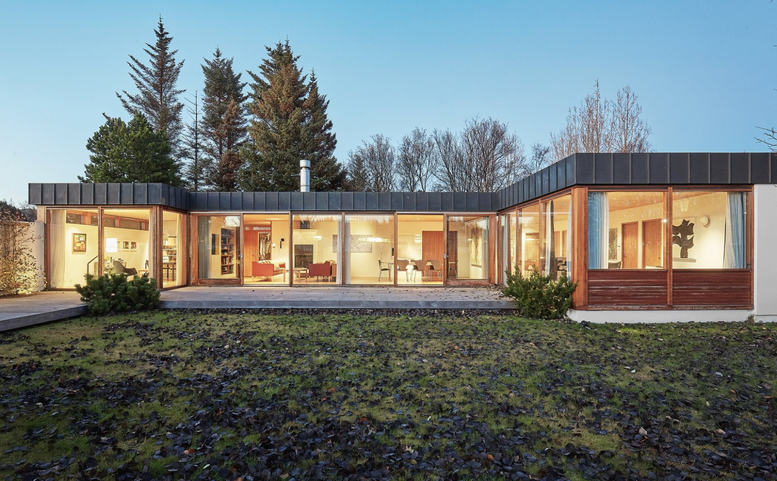 13 Best Midcentury Home Renovations Dwell Mid Century Modern House With Carport