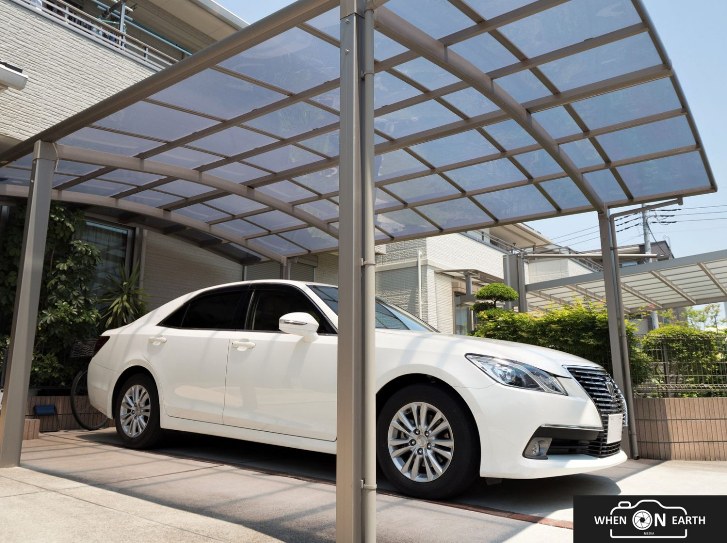 13 Best Portable Garages 13 – Why They Are Worth Buying! Portable Carport Garage Car