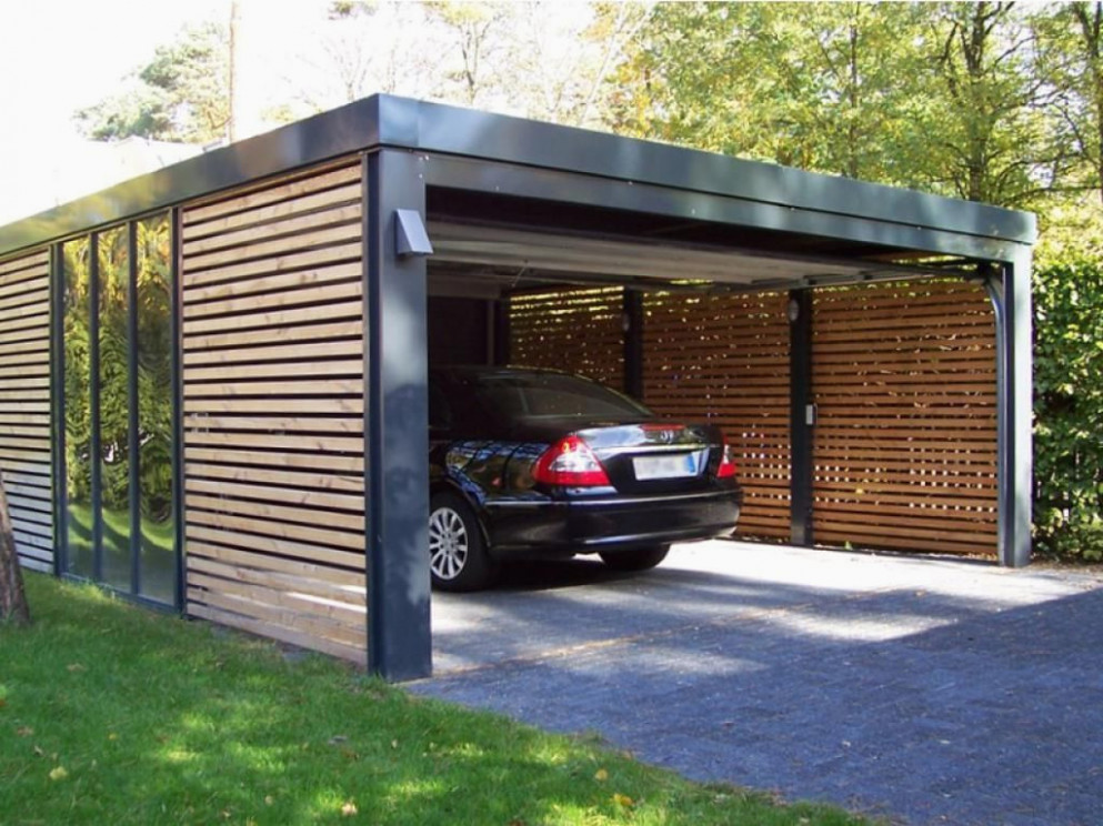 13 Fancy Garage Plans With Carports Garage Plans With ..