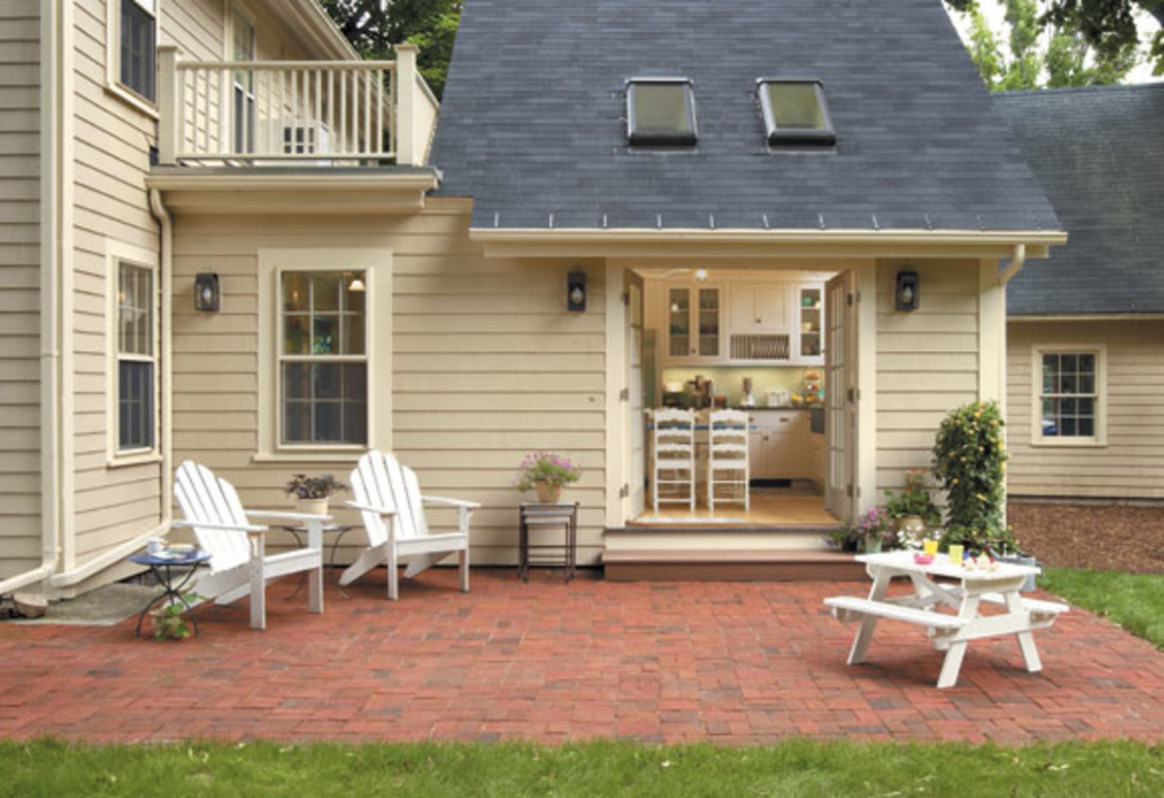 13 Ideas For Adding On Old House Journal Magazine Carport Ideas With Breezeway