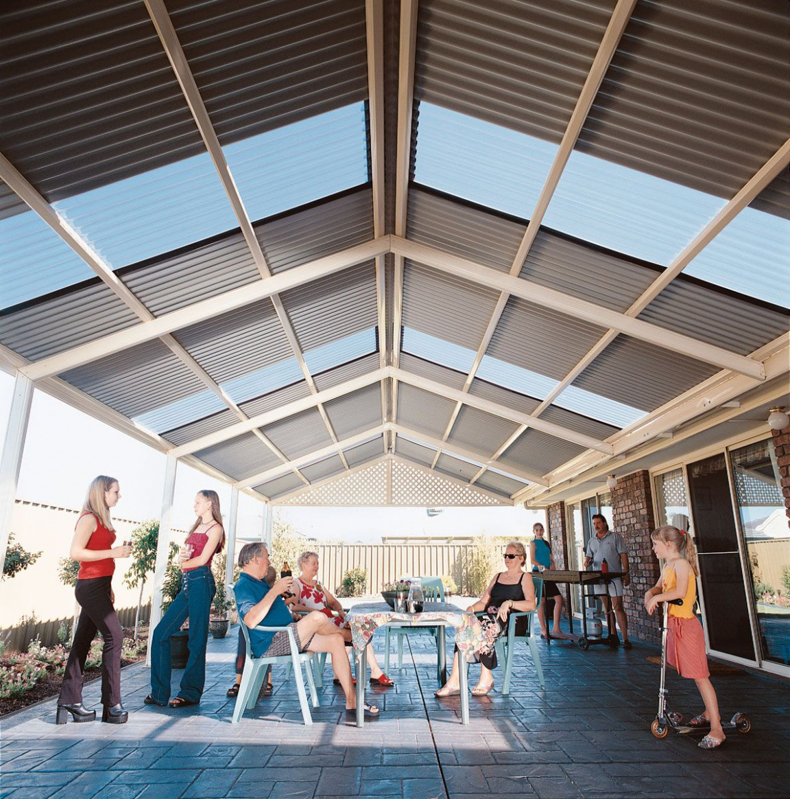 13 Reasons Colorbond Steel Pergolas Are Better Than Timber ..