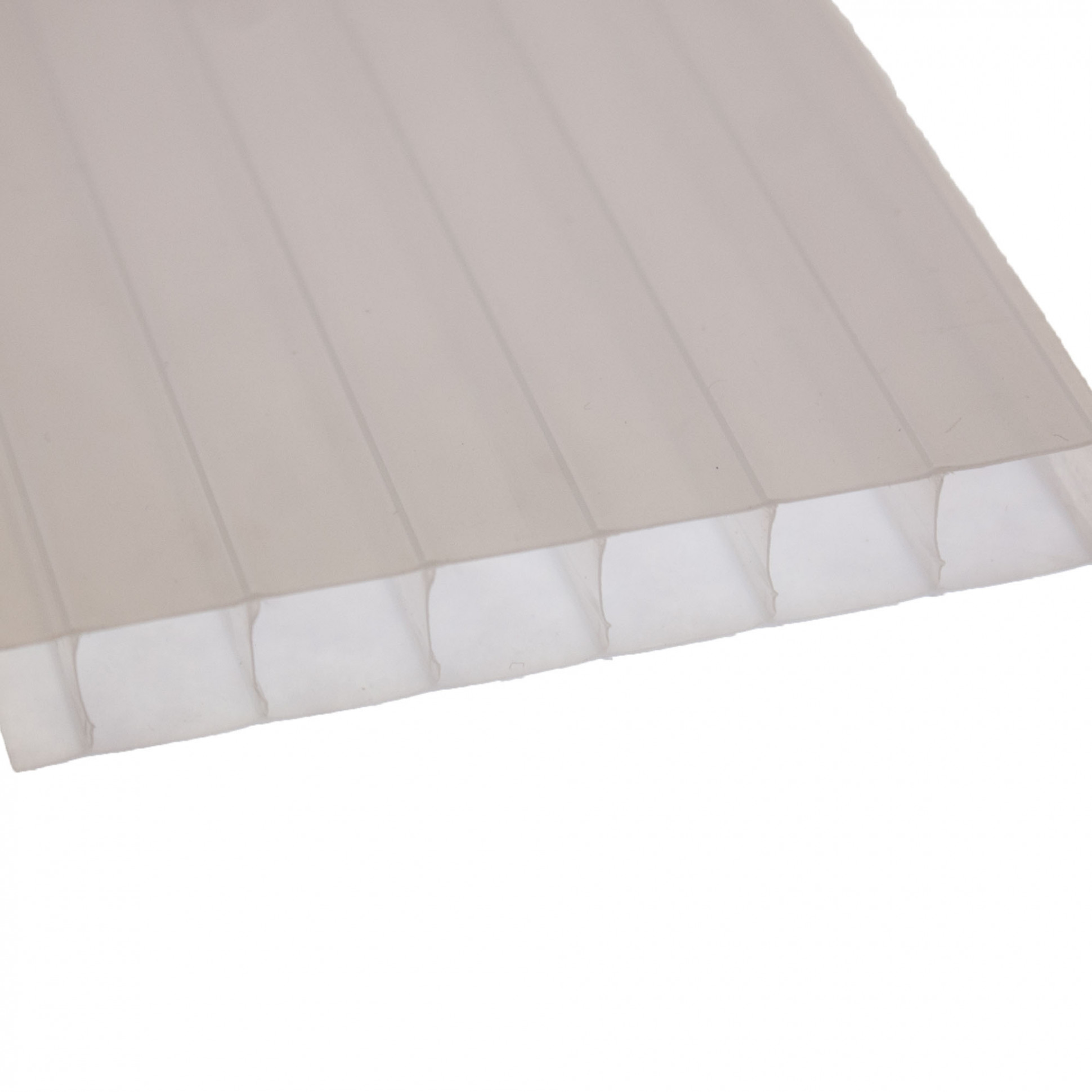13mm Twinwall Polycarbonate Roofing Sheet Opal Carports Polycarbonate Roof