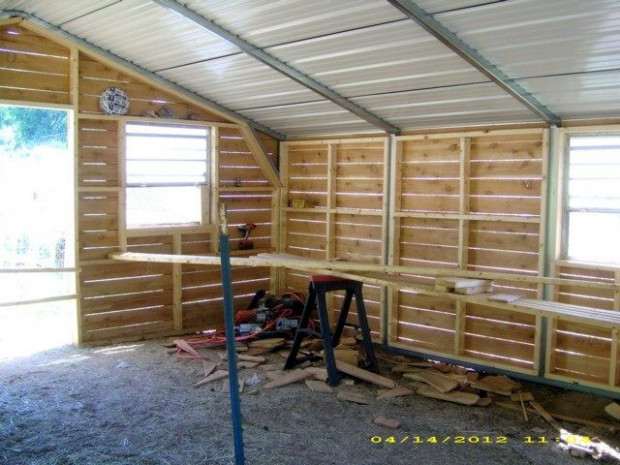 15 Best Images About Closing In Carport Ideas On Pinterest ..
