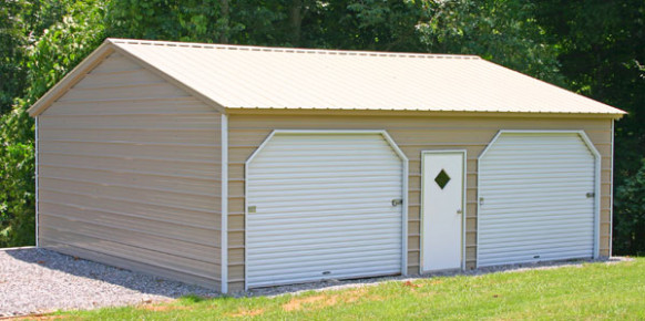 Vertical Metal Carports Vertical Roof Carport Enclosed Carport Virginia.jpg