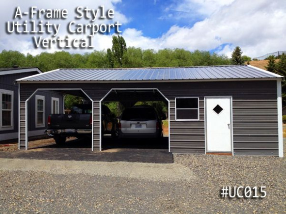 Storage Shed With Carport Sizes Utility Carports Can Enclosed Carport Uk.jpg