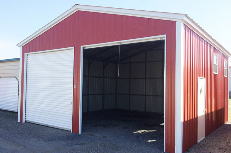 Carport Garages By Kansas Outdoor Structures Call For A Price Difference Between Enclosed Carport And Garage.jpg
