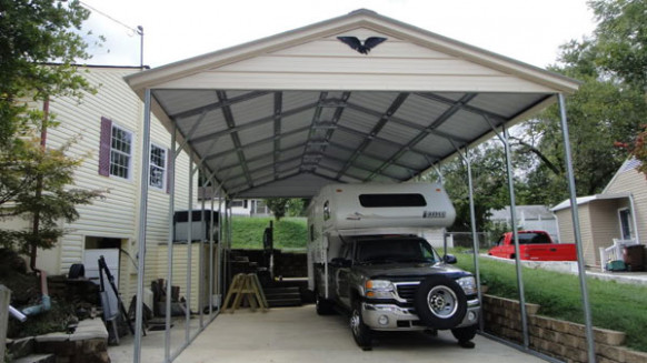 Carports Photo Gallery How To Raise A Roof On A Carport.jpg