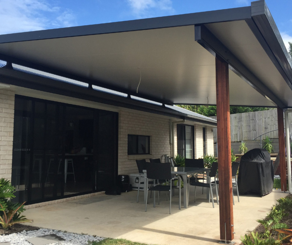 Insulated Roofing Sunshine Coast Full Colour Low Insulated Carport Roof.jpg