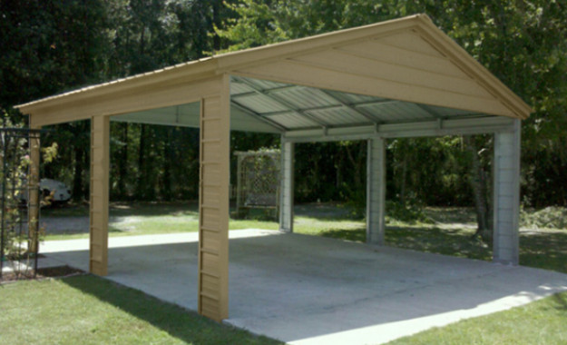 Portable Roof 13x20x12 Alpine Design Roof Portable Metal Steel Carport Shelter Garage Canopy.jpg