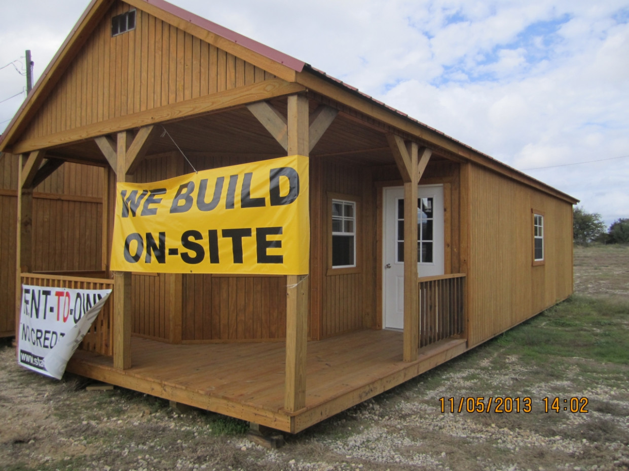 16X32 Portable Cabin Cabins Portable Building Kits, Garage ..