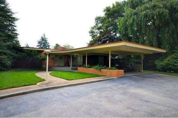 1950s Mid Century Home With Carport | Mid Century Modern ..