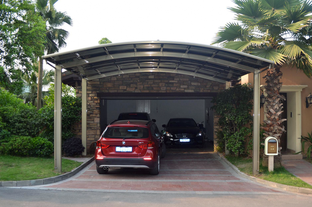 2 Car Carport Kit For Sale At Carportbuy,metal Double Cars ..